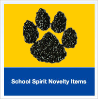 School Spirit Novelty Items